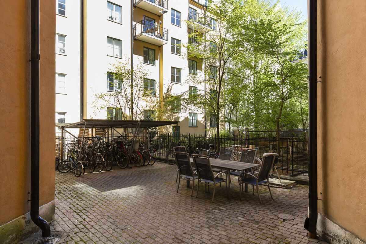 Lägenhet, Ringvägen 141, Stockholm
