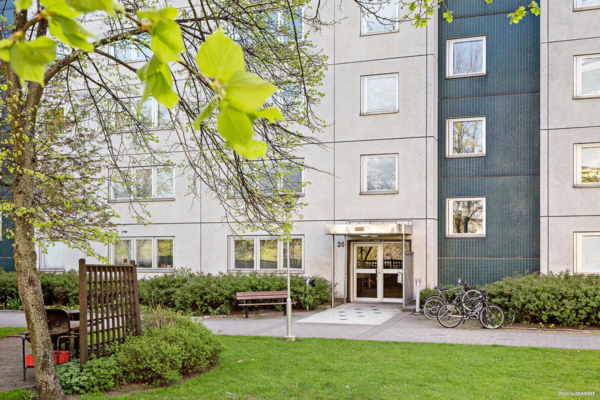 Lägenhet, . Thomsons väg 26, Malmö