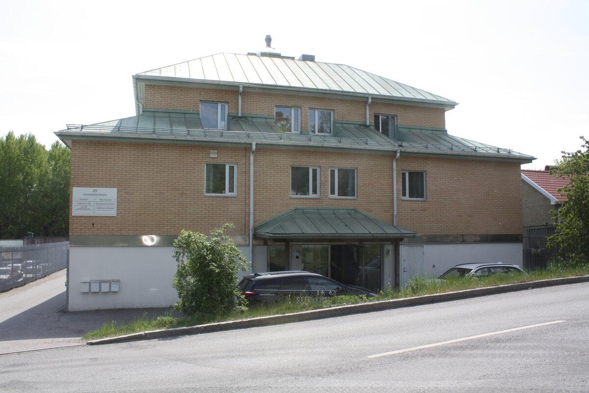 Kontor, Hägernäsvägen 25, Täby