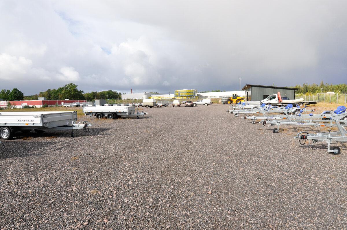 Kommersiell fastighet, butik, Hinnerydsvägen 39, Strömsnäsbruk