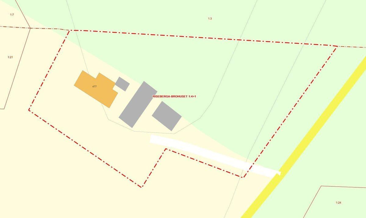 Enfamiljsvilla, Spången 477, Ljungbyhed