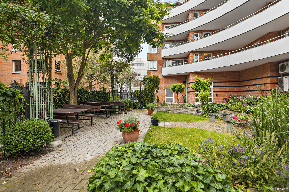 Lägenhet, Gustav Möllers gata 2B, Malmö