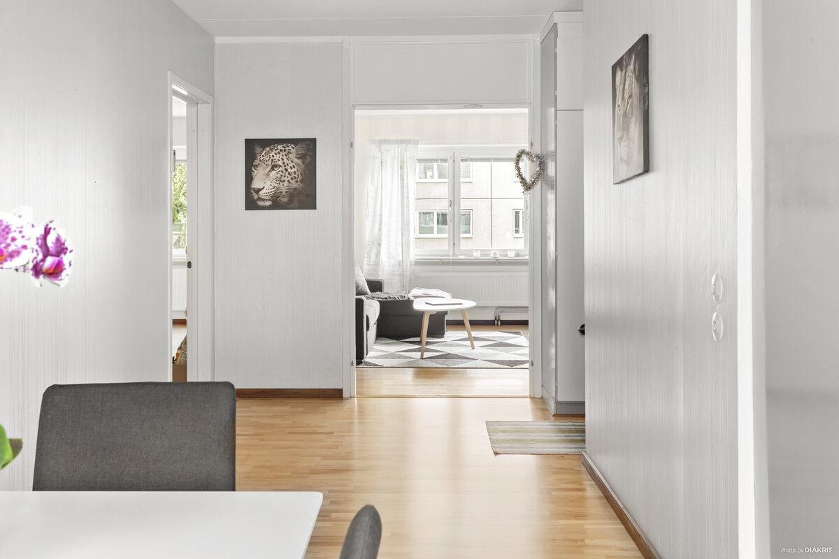 Lägenhet, Rönnebergavägen 11A, Eslöv