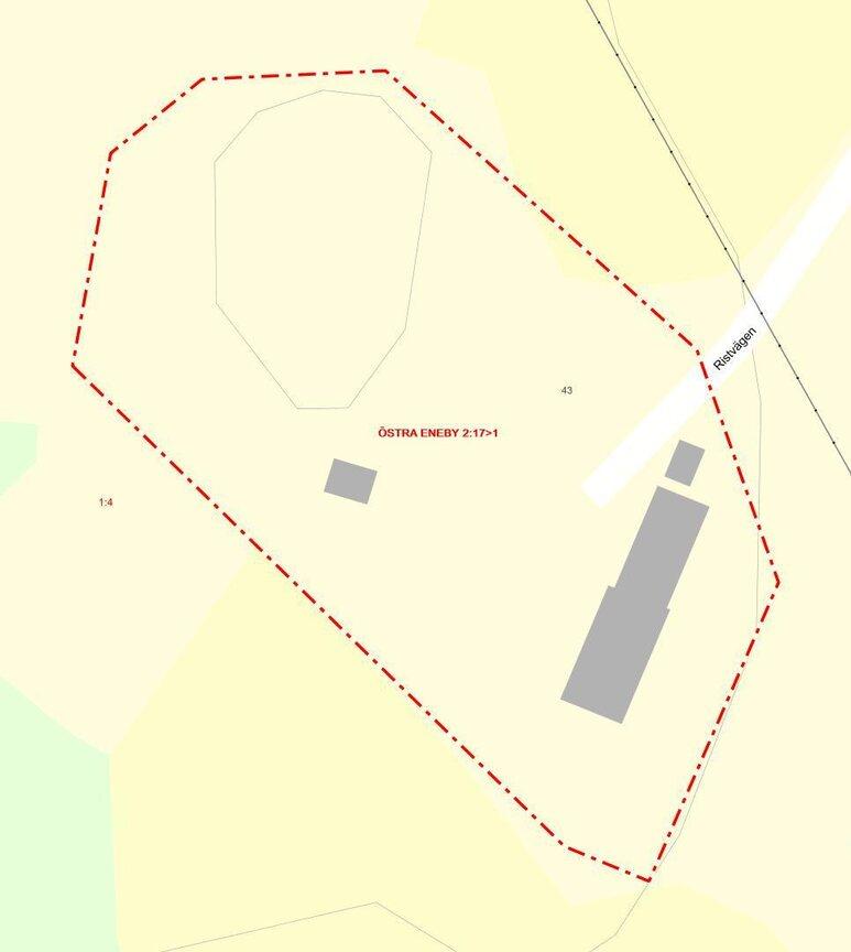 Enfamiljsvilla, Ristvägen 43, Norrköping