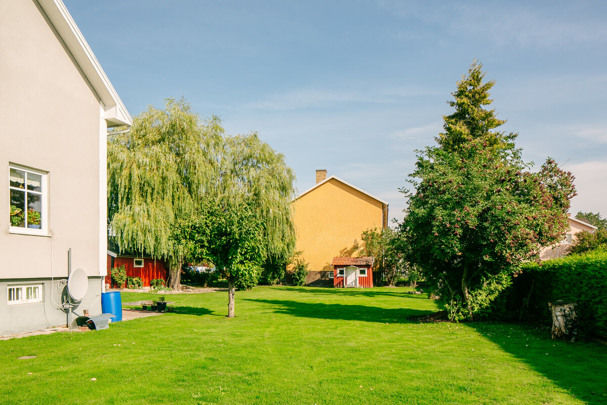 Enfamiljsvilla, Viktoriagatan 22, Mariestad