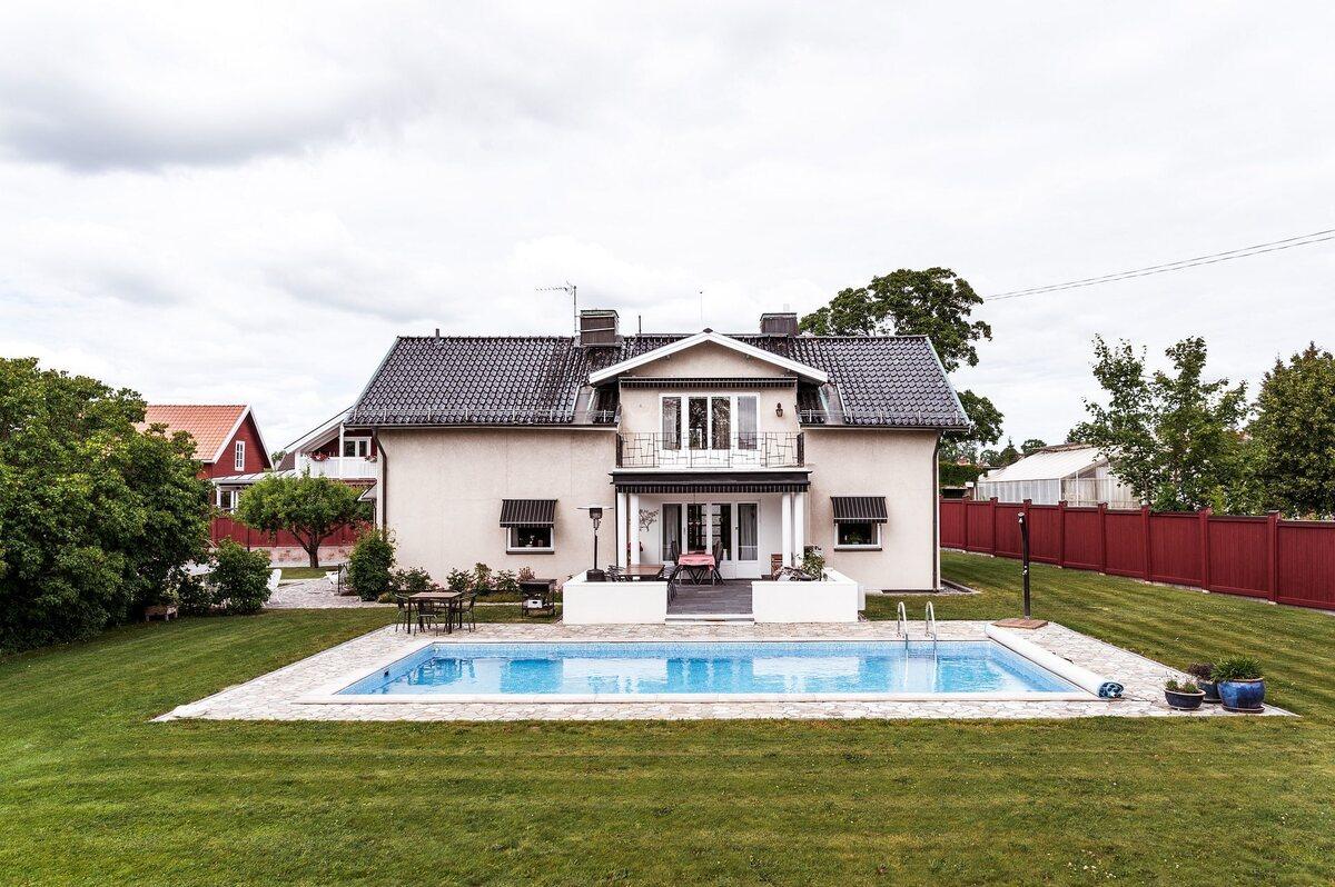 Enfamiljsvilla, Brogatan 7, Borlänge
