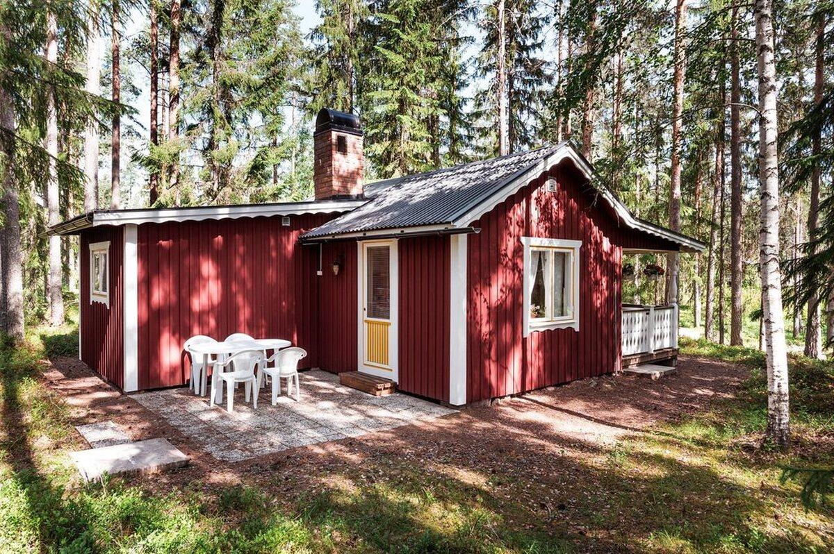 Fritidsboende, Stråtenbo 182, Falun