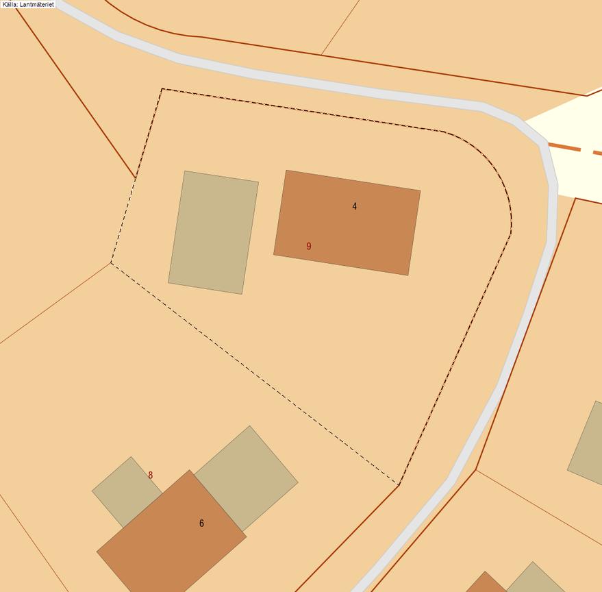 Enfamiljsvilla, Rävstigen 4, Borlänge