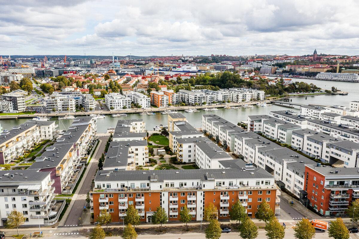 Lägenhet, Ångaren Ernas gata 1, Göteborg