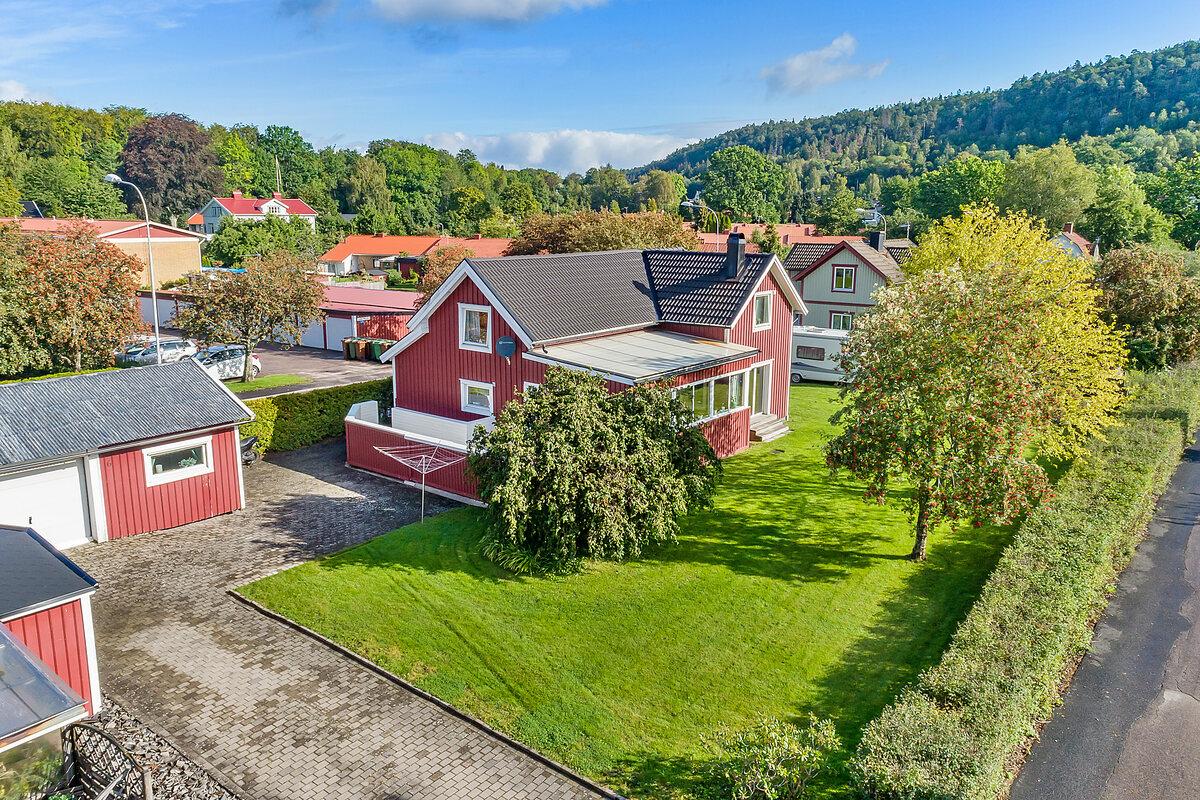 Enfamiljsvilla, Gunnarstorpsvägen 6, Vargön
