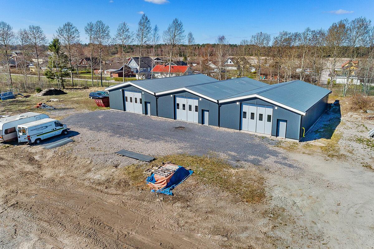 Lokal, industri/verkstad, Sliparegatan 2, Frändefors