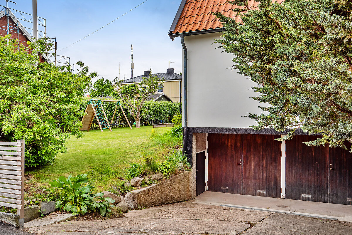 Enfamiljsvilla, . Gyllenheimsgatan 19, Vänersborg