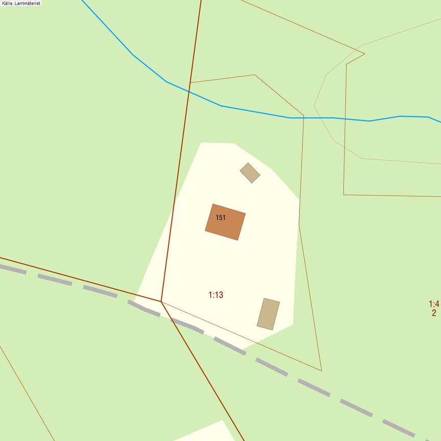 Enfamiljsvilla, . Rösebacken 151, Frändefors