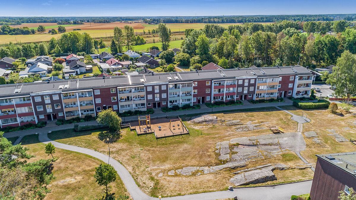 Lägenhet, Hovslagaregatan 36, Trollhättan