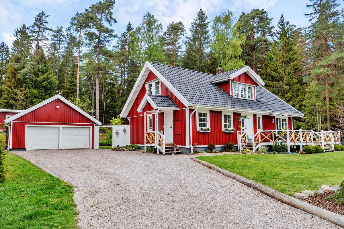 Enfamiljsvilla, Sörby Skogsgläntan, Sjuntorp