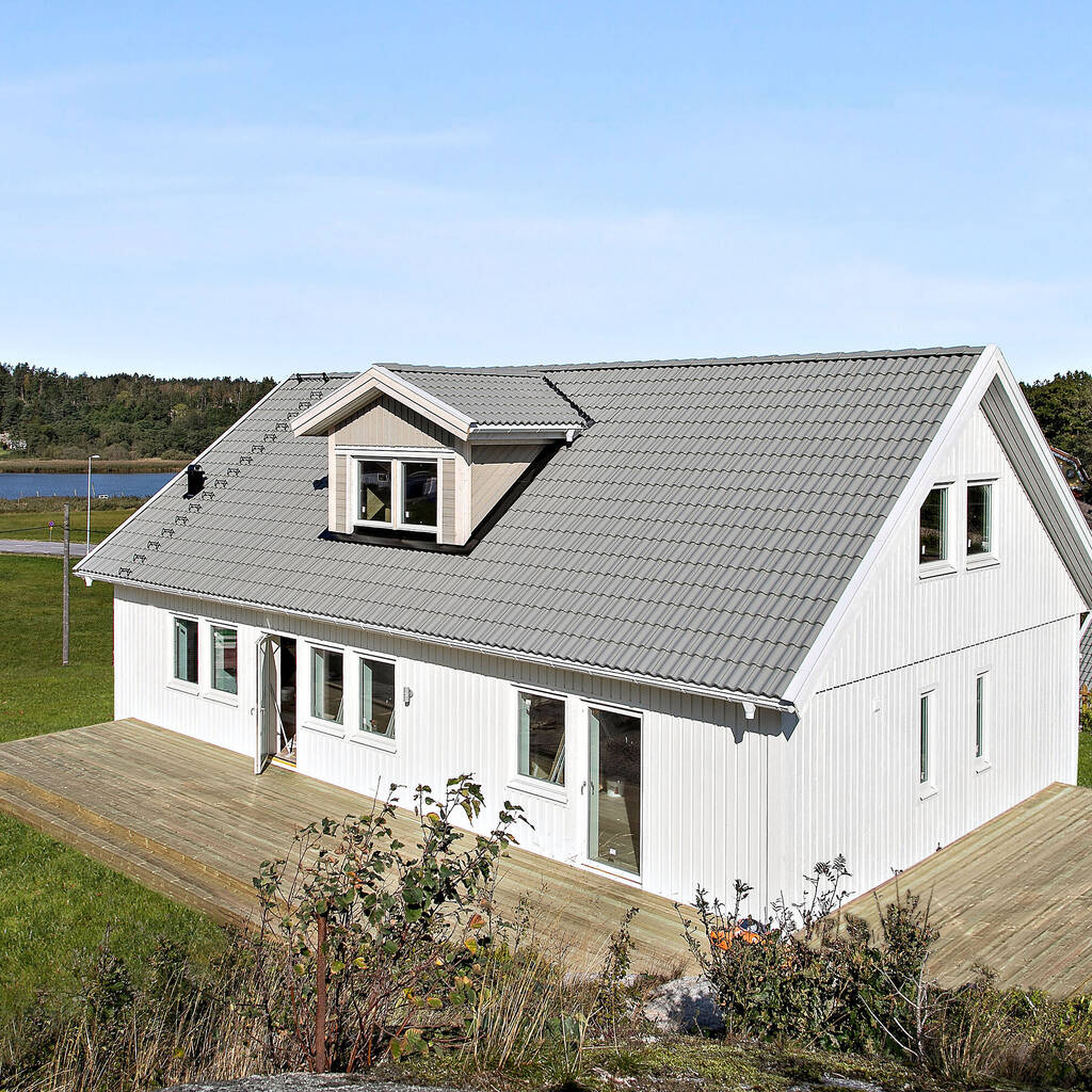 Unikt tillfälle att förvärva en välplanerad helt ny villa nära Kornhalls färja