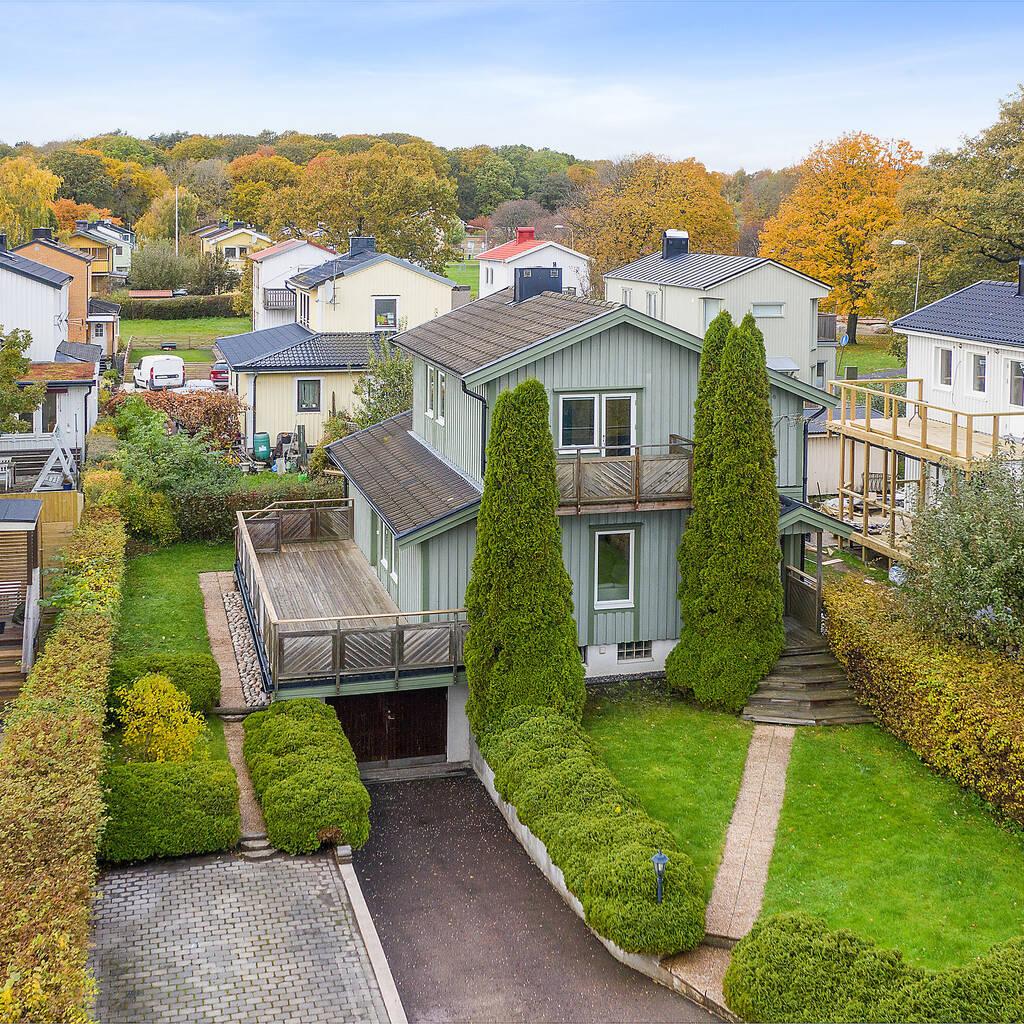 Fint och välskött hus i populärt område