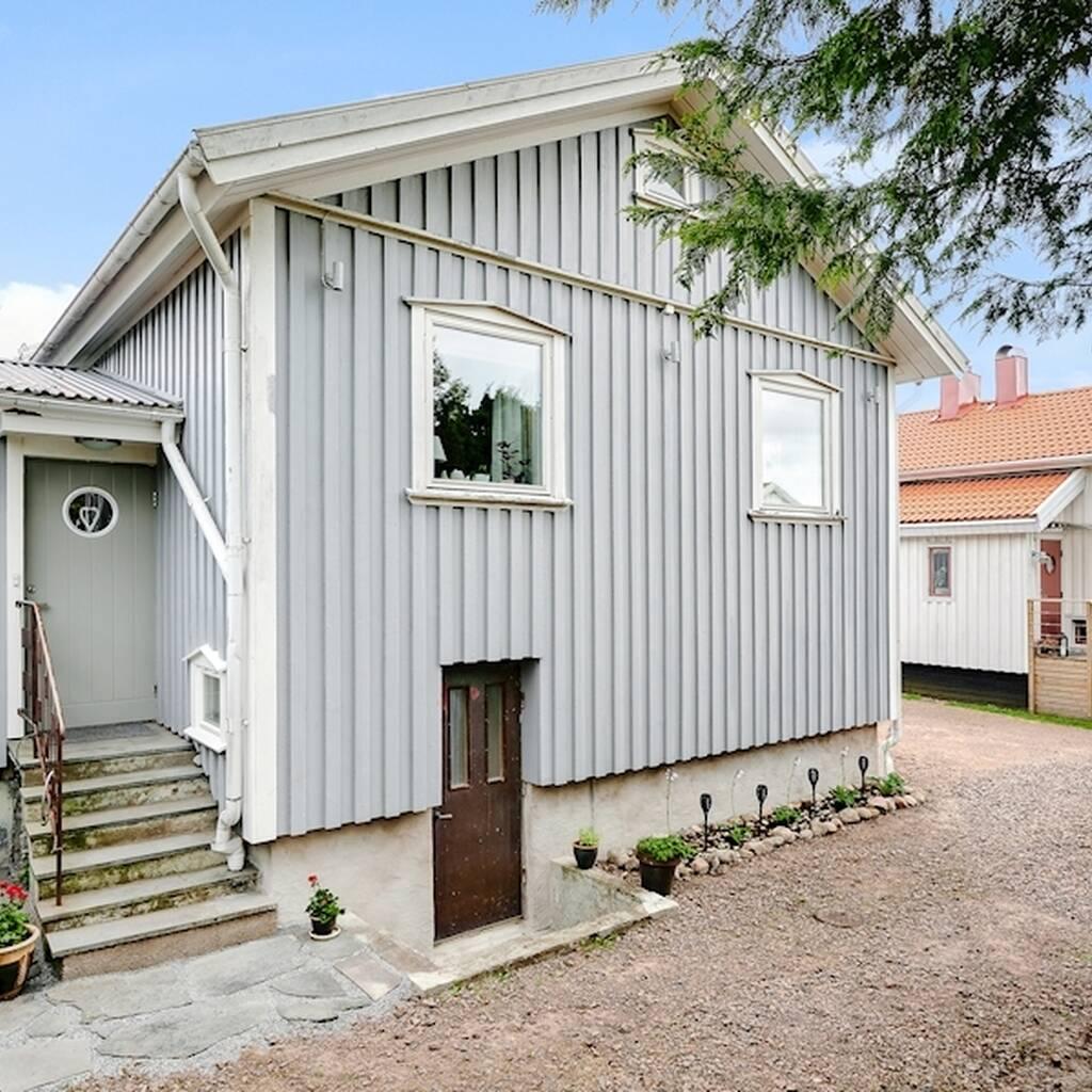 Ett mycket trivsamt hus i populärt område