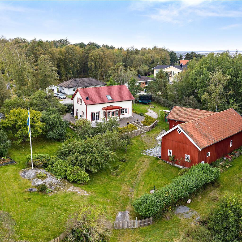 Bullerbykänsla vid Björlanda Kile