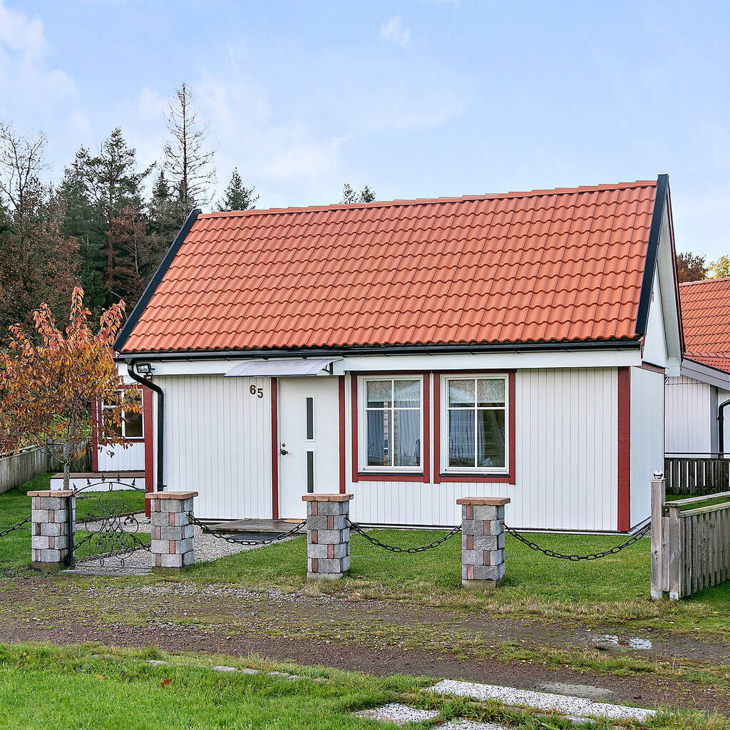 Stuga i mycket bra skick i Fagerdals fritidsboende