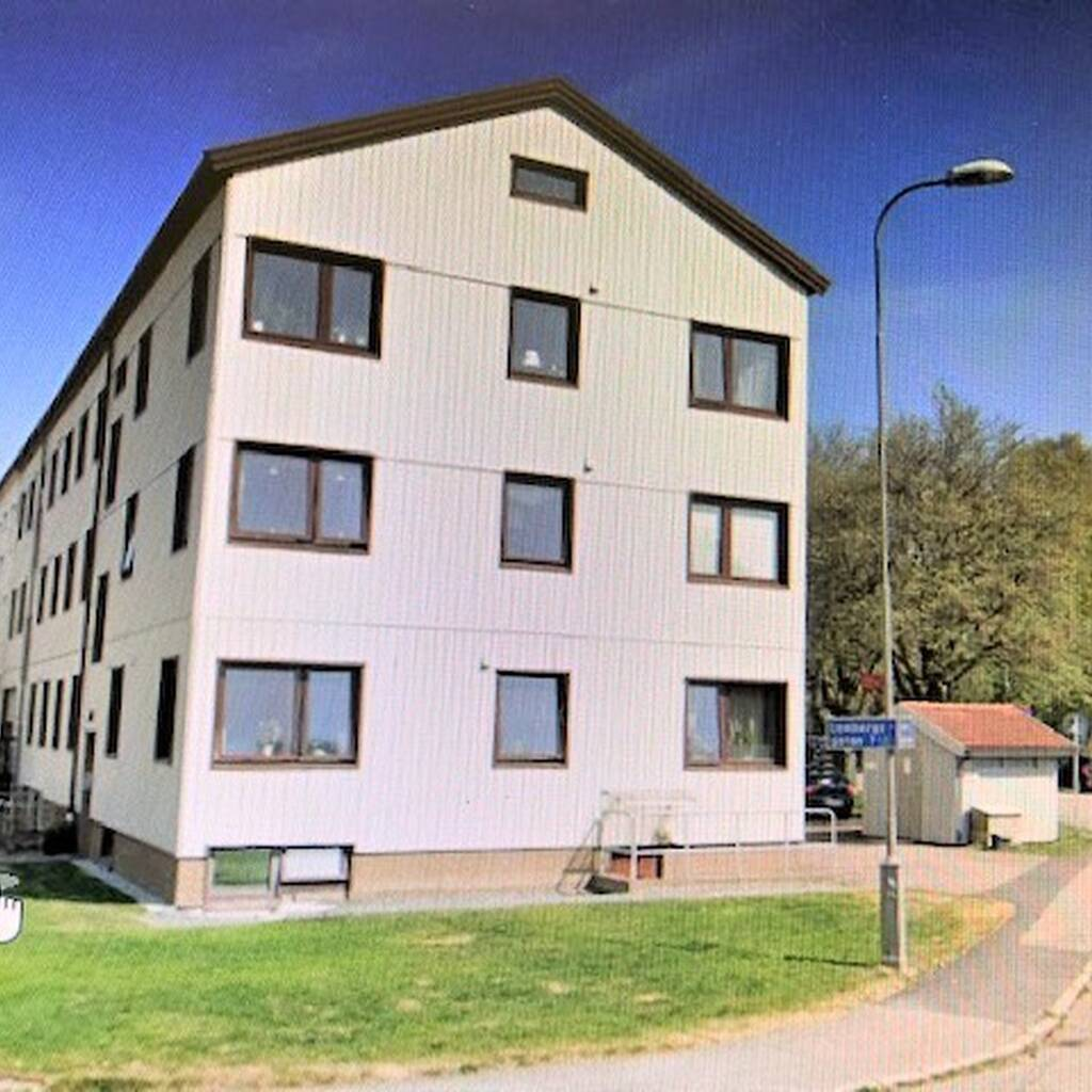Lambergsgatan 1 A, Övre Eriksberg
