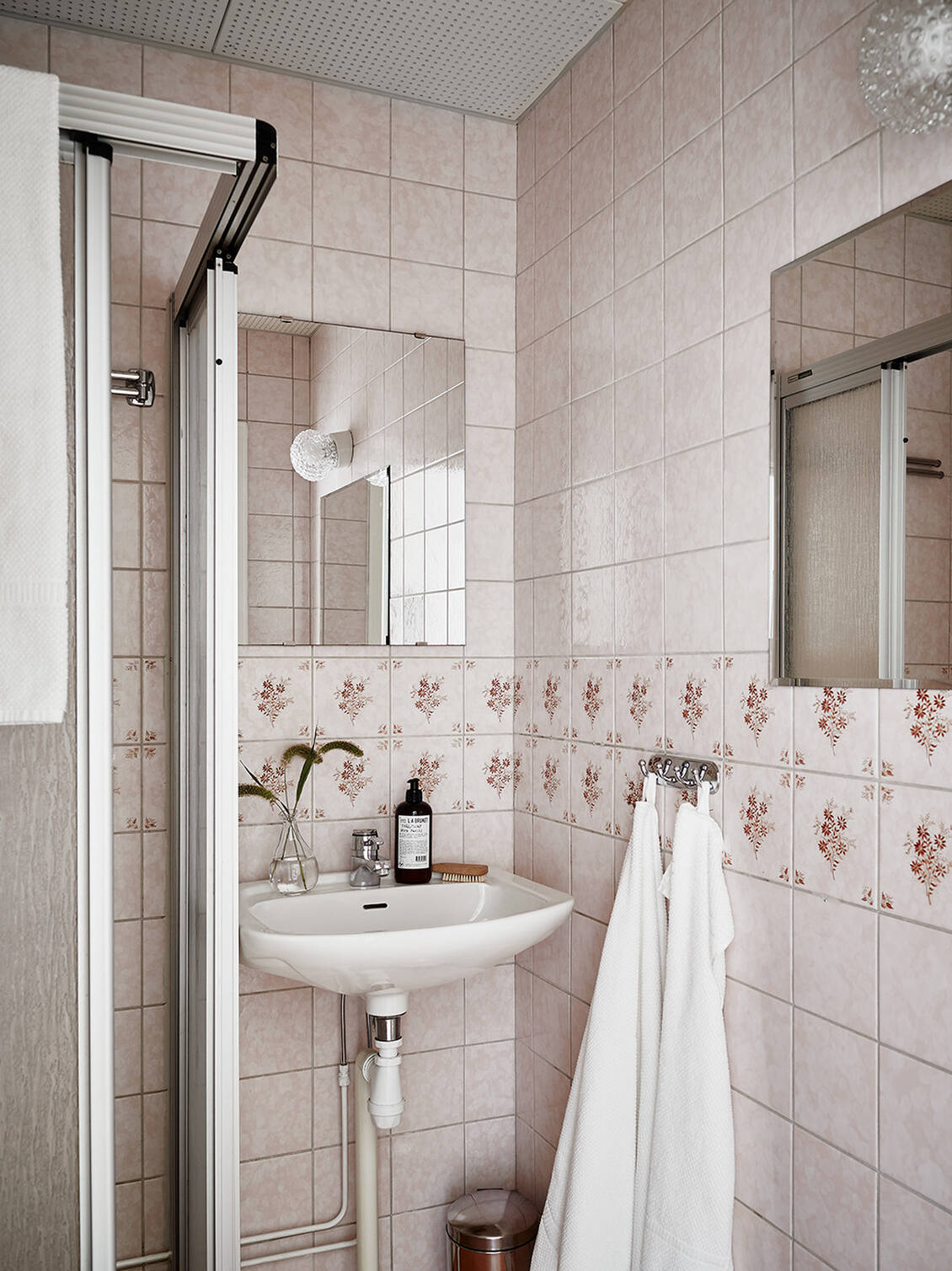 Föreningen bidrar med 20.400 kr vid en badrumsrenovering.