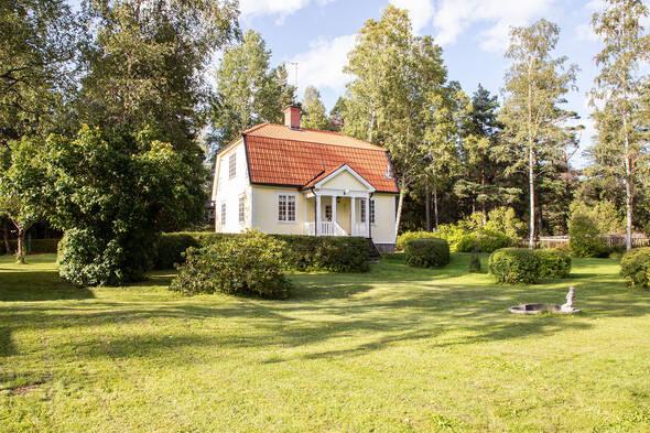 Huset från trädgården