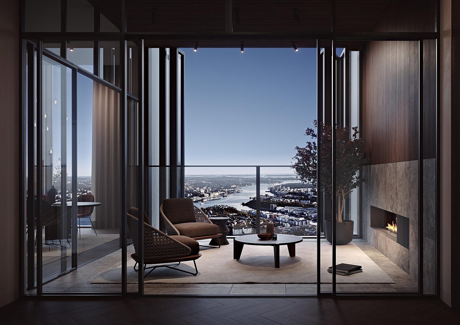 Karlatornet Penthouse 001 - Vinterträdgård v4.0001
