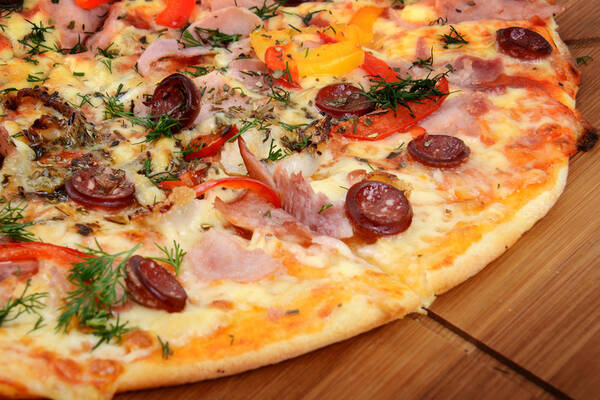 Pizzabild