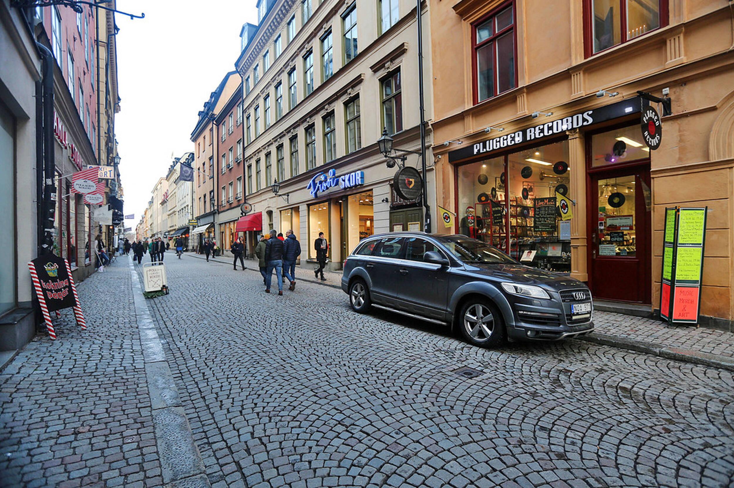 Skyltfönster/Stora Nygatan