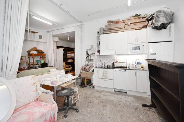 Kök/verkstad