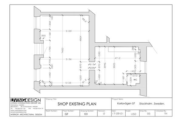 KV 57 - Plans & Exterior Elevation-1