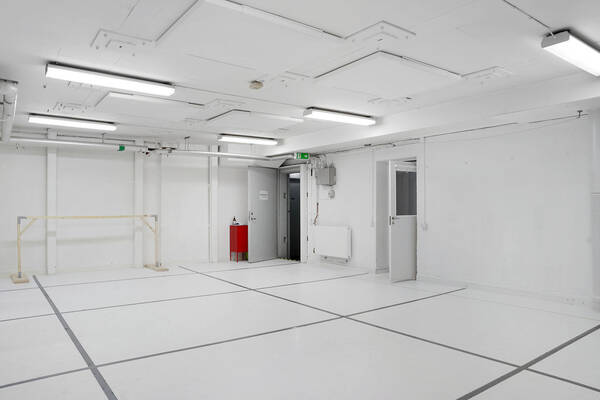 Dansstudio/kontor