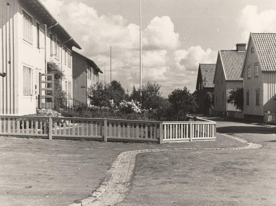 Borgmästaregatan 1938