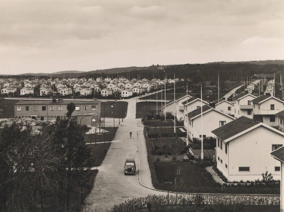 Pölsebo småstugeområde i Bräcke