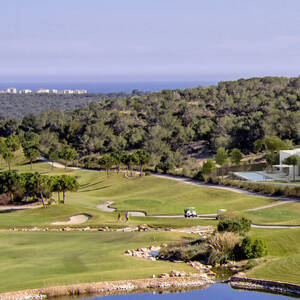 Lyxfastighet i Spaniens finaste golfbana!