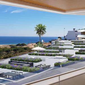 Nya moderna bungalows nära havet & Alicante