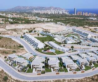 Camporrosso Village Global Project
