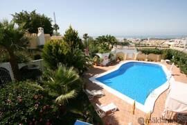 Stor villa i Andalusisk stil