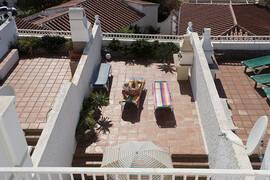 Stort radhus med härliga terrasser