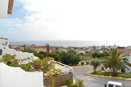 Fint radhus med utsikt
