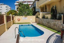 Lägenhet 300 meter från stranden i Torrecilla