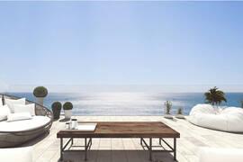 Exklusiv nyproduktion av strandnära lägenheter