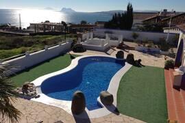 Costa del Sol - Andalusisk villa vid havet