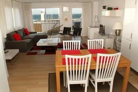 Lägenhet i Puerto Banus med havsutsikt