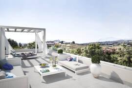 Nya exklusiva lägenheter mellan Marbella och Estepona