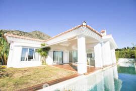 Helrenoverad toppmodern villa i Reserva del Higueron