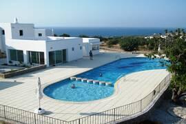 Lägenhet i Karsyiaka väster om Kyrenia, North Cyprus