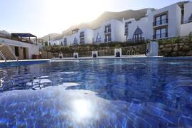 Villa i Karmi, väster om Kyrenia, North Cyprus