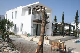 Villa på Turtle Bay, Esentepe, Östra Kyreniakusten, Norra Cypern.